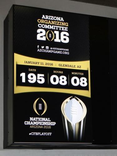 NCAA College Football National Championship next episode air date poster