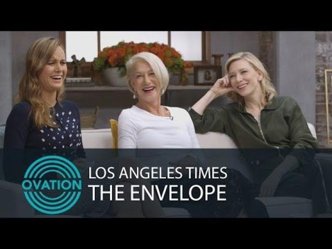 Los Angeles Times: The Envelope next episode air date poster
