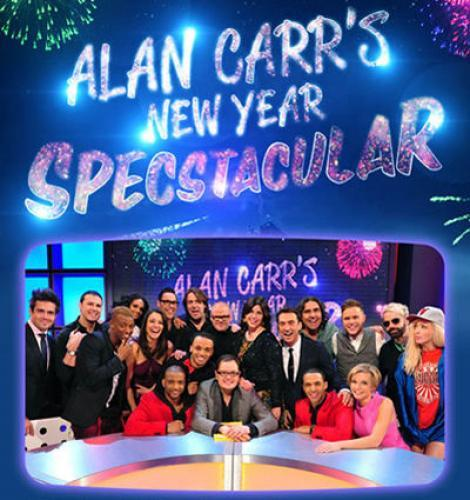 Alan Carr's Specstacular next episode air date poster
