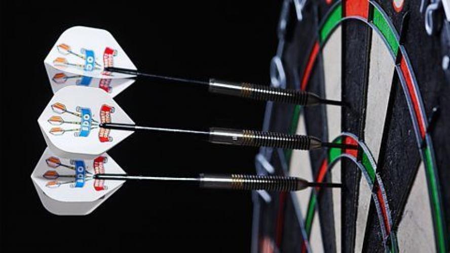 Darts: World Championships next episode air date poster
