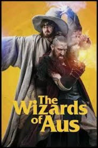The Wizards of Aus next episode air date poster