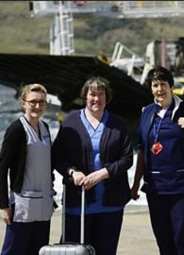 Highland Midwives: Mnathan-Glùine next episode air date poster