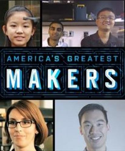 America's Greatest Makers next episode air date poster