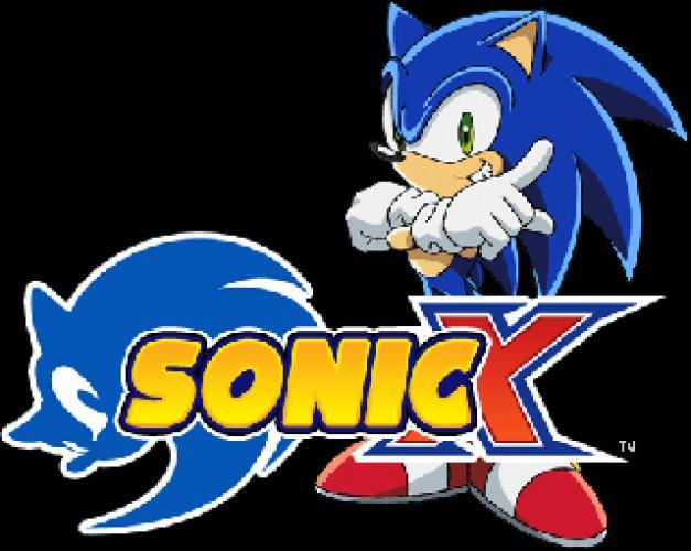 Sonic X next episode air date poster