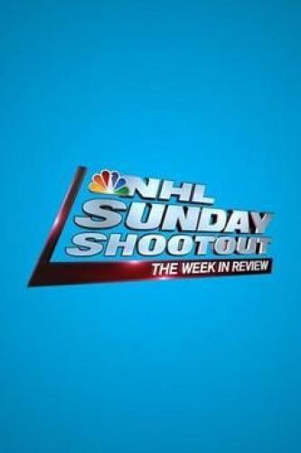 NHL Sunday Shootout: The Week in Review next episode air date poster