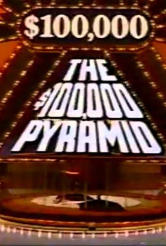 The $100,000 Pyramid next episode air date poster