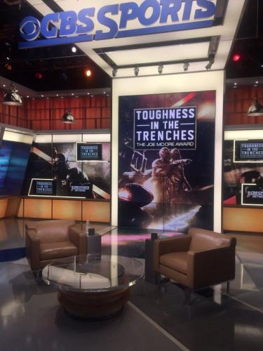 Toughness in the Trenches: The Joe Moore Award next episode air date poster