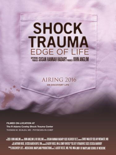 Shock Trauma: Edge of Life next episode air date poster