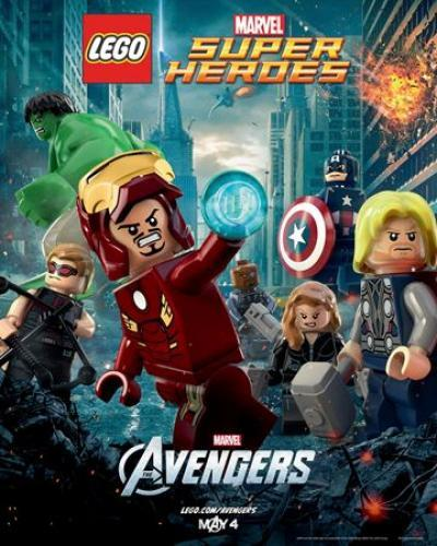 LEGO Marvel Super Heroes: Avengers Reassembled next episode air date poster