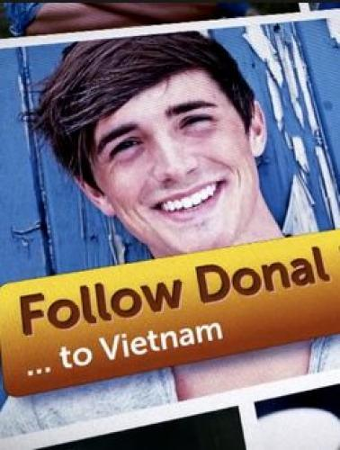 Follow Donal... to Europe next episode air date poster