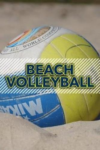 NCAA Beach Volleyball next episode air date poster