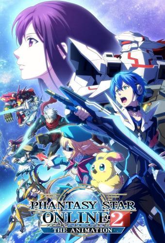 Phantasy Star Online 2 The Animation next episode air date poster