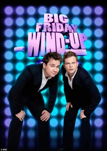 Sam and Mark's Big Friday Wind-Up next episode air date poster