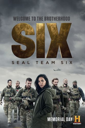 Six next episode air date poster