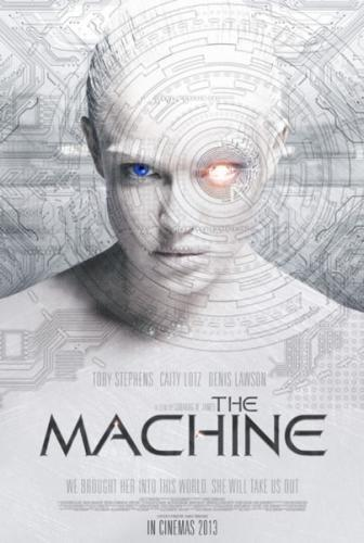 The Machine next episode air date poster