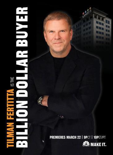 Billion Dollar Buyer next episode air date poster