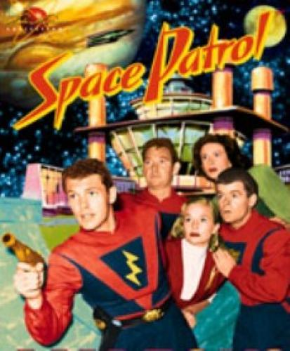 Space Patrol (US) next episode air date poster