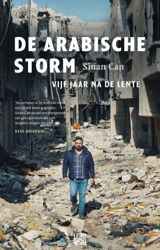 De Arabische storm next episode air date poster