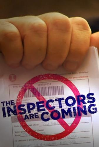 The Inspectors Are Coming next episode air date poster