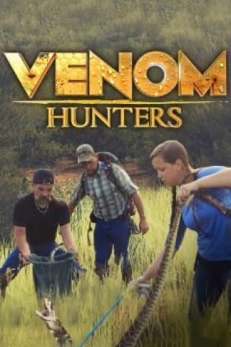 Venom Hunters next episode air date poster