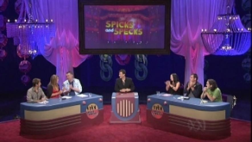 Spicks & Specks next episode air date poster