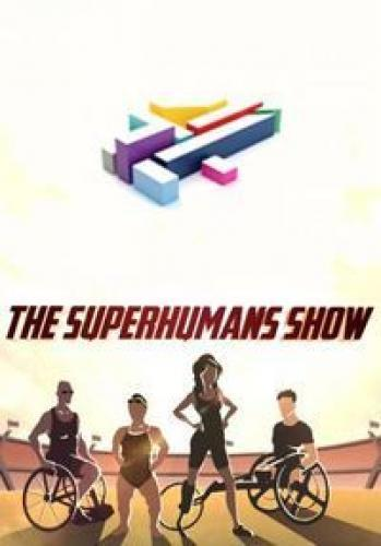 The Superhumans Show next episode air date poster