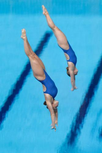 FINA Diving Championships next episode air date poster