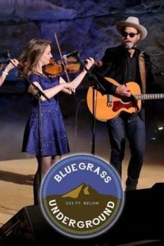 Bluegrass Underground next episode air date poster