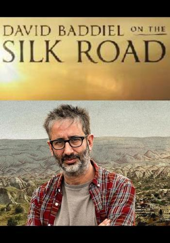 David Baddiel on the Silk Road next episode air date poster