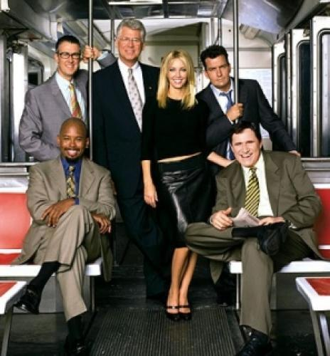 Spin City next episode air date poster