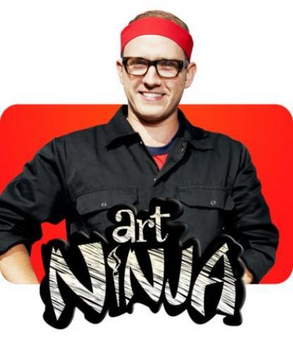 Art Ninja next episode air date poster