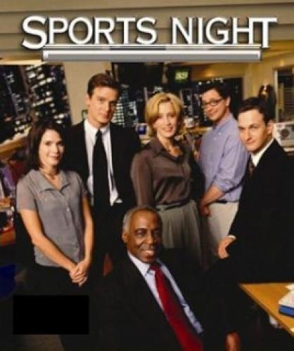 Sports Night next episode air date poster