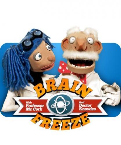 Brain Freeze next episode air date poster