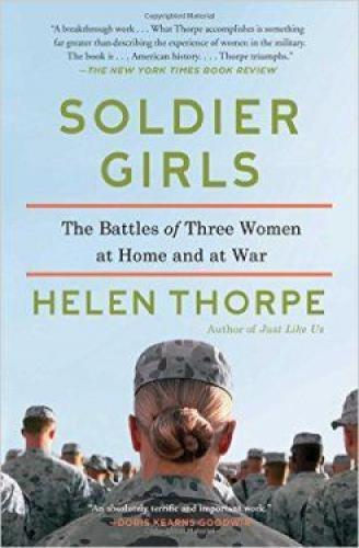 Soldier Girls next episode air date poster