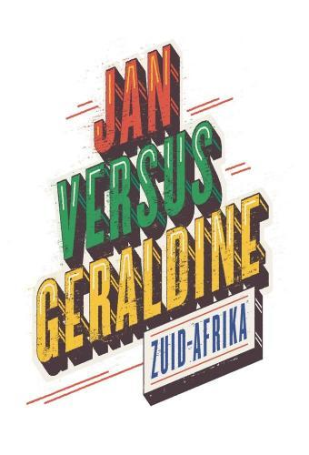 Jan versus Geraldine next episode air date poster