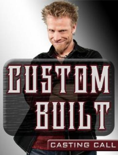 Custom Built next episode air date poster