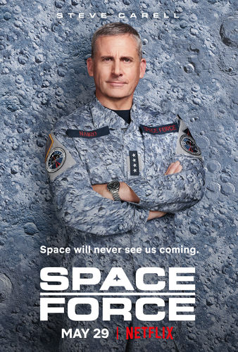 Starcom: The U.S. Space Force next episode air date poster