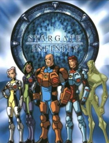Stargate: Infinity next episode air date poster