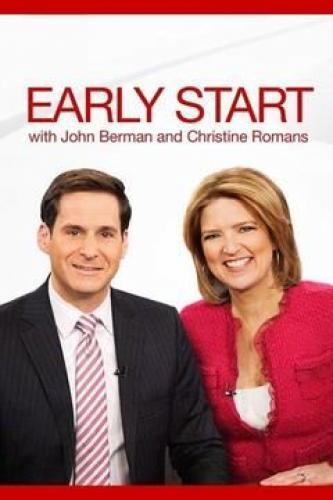Early Start with John Berman and Christine Romans next episode air date poster