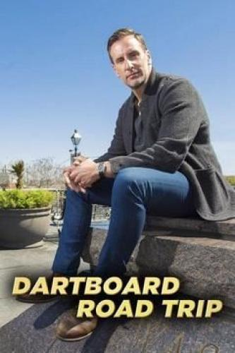 Dartboard Road Trip next episode air date poster