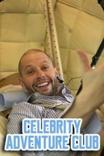 Celebrity Adventure Club next episode air date poster