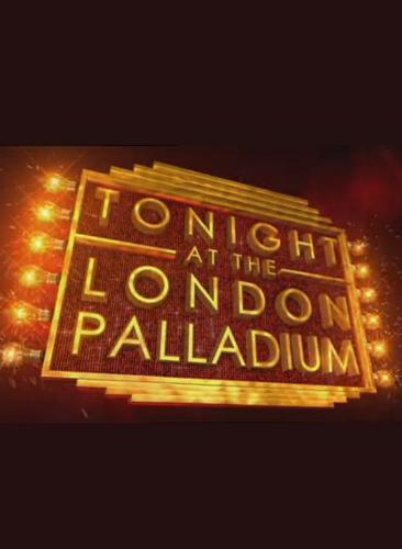 Tonight at the London Palladium next episode air date poster