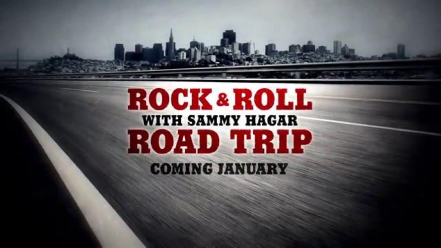 Rock & Roll Road Trip with Sammy Hagar next episode air date poster