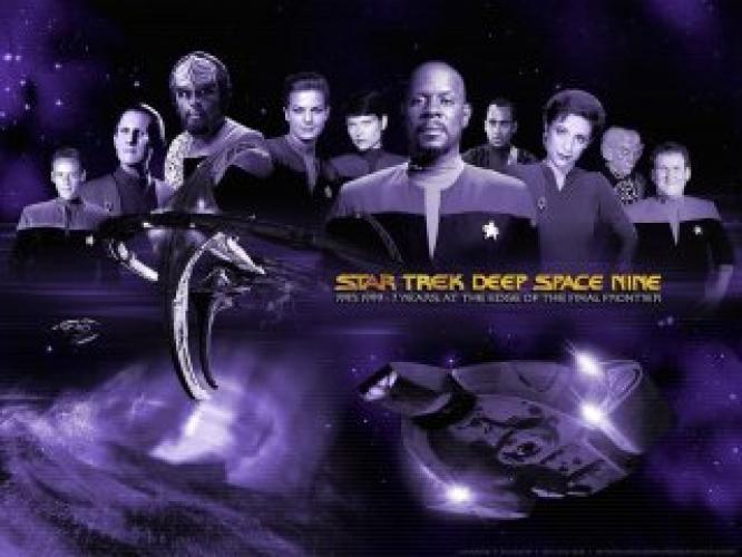 Star Trek: Deep Space Nine next episode air date poster