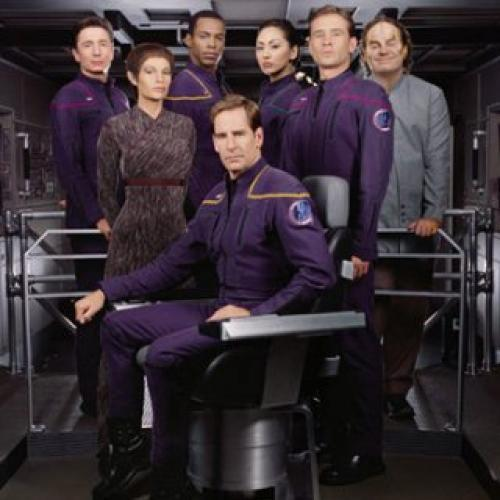Star Trek: Enterprise next episode air date poster