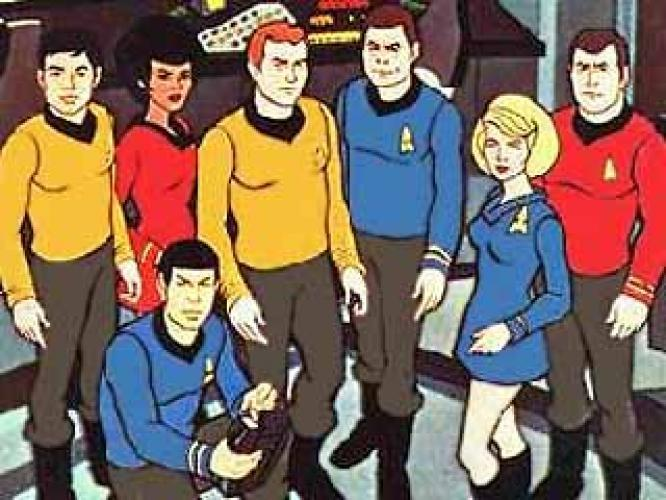 Star Trek: The Animated Series next episode air date poster