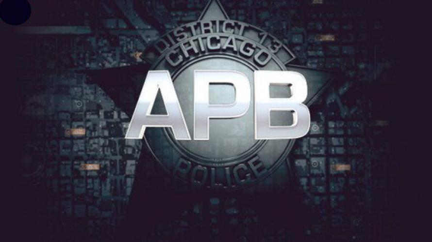 A.P.B. next episode air date poster