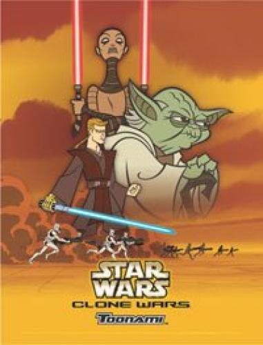 Star Wars: Clone Wars (2003) next episode air date poster