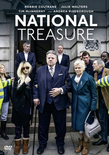 National Treasure next episode air date poster