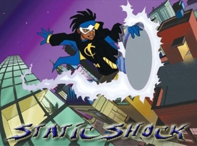 Static Shock next episode air date poster